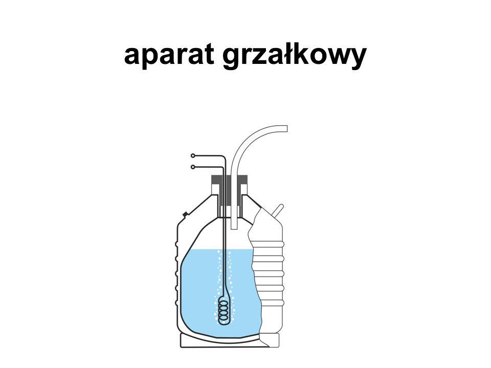Tylko dla orłów grzanie ciekłego azotu grzałką Bilans mocy wygląda następująco: gdzie: – entalpia odparowanego azotu – entalpia ciekłego azotu – moc grzałki