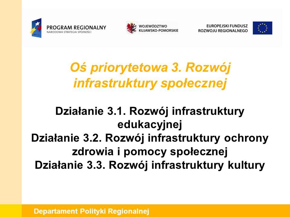 Departament Polityki Regionalnej Powierzchnia nowej biblioteki wynosi 16 000 m².
