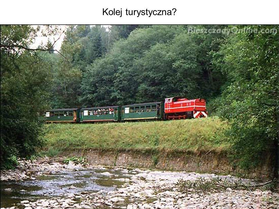 Kolej turystyczna?