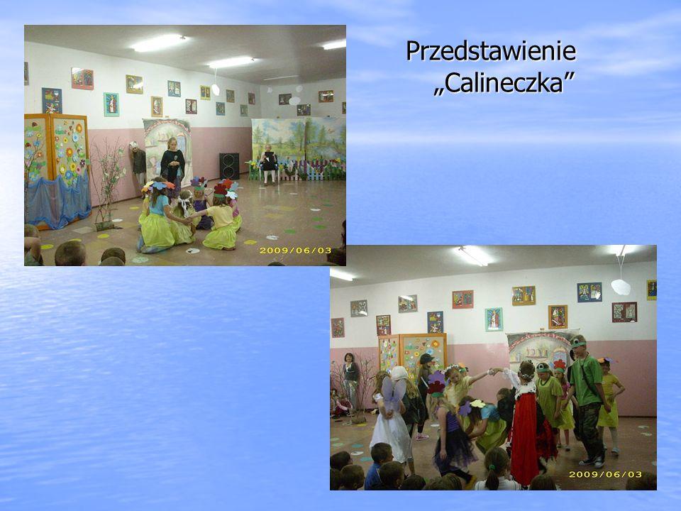 Przedstawienie Calineczka