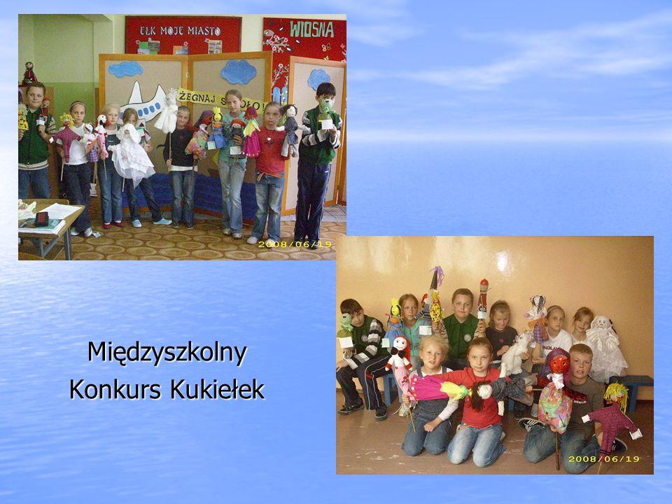 Międzyszkolny Konkurs Kukiełek