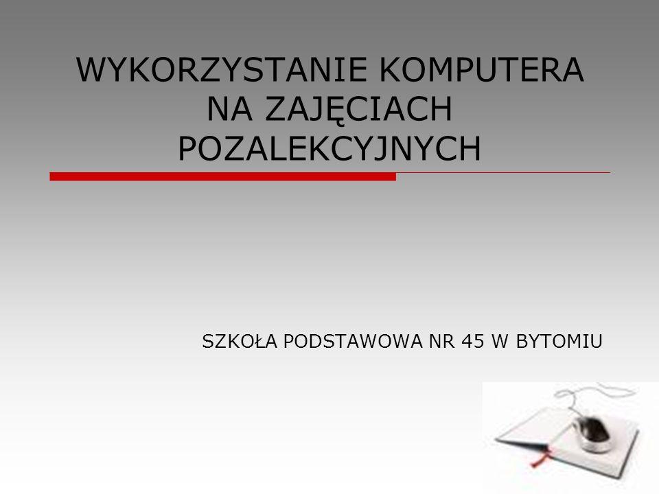 CENTRUM INFORMACJI MULTIMEDIALNEJ Centrum Informacji Multimedialnej znajdujące się w bibliotece szkolnej jest dostępne do godz.16.00.