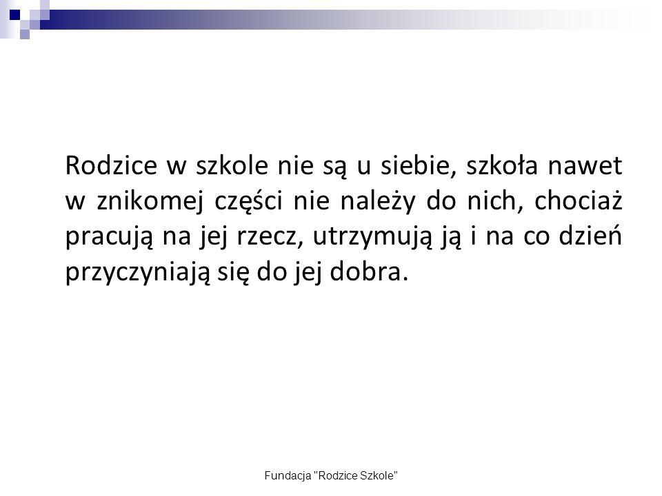 Fundacja Rodzice Szkole Poznań