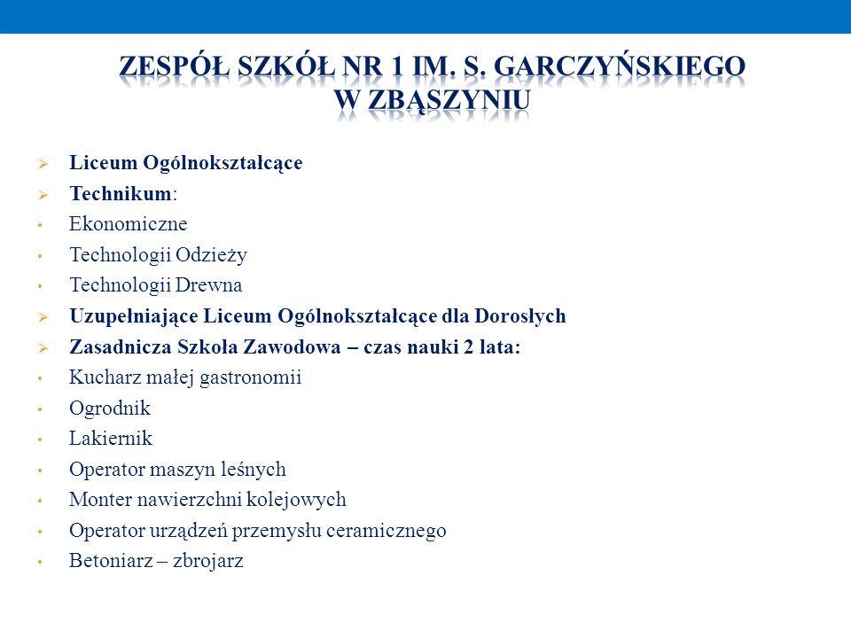 Tel. (61) 44 73 032 Fax. (61) 44 73 173 www.zsrcku.com e-mail: szkola@zsrcku.com