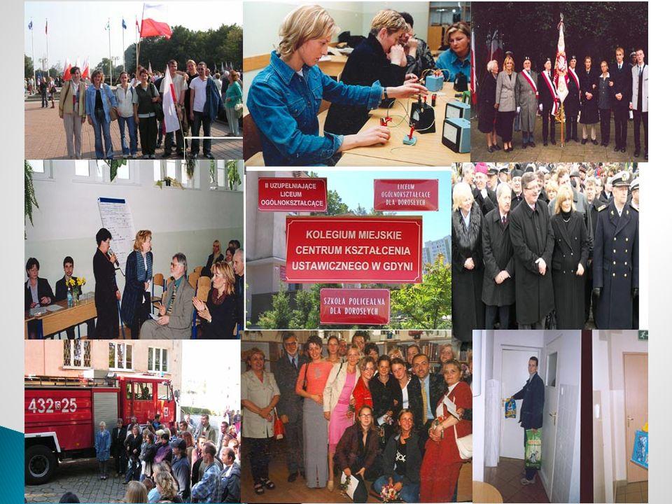 Szkoła aktywnie uczestniczy w programie Dzień przedsiębiorczości, który skierowany jest do uczniów szkół ponadgimnazjalnych.