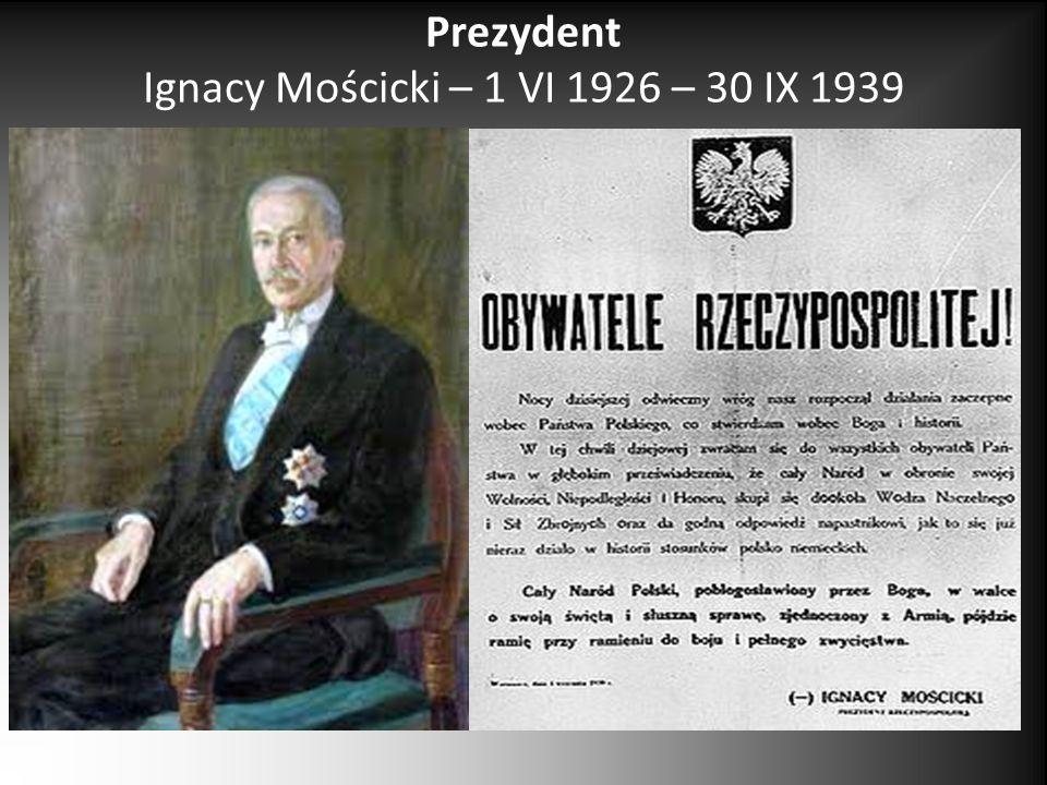 Prezydent Aleksander Kwaśniewski – 23 XII 1995 – 23 XII 2005