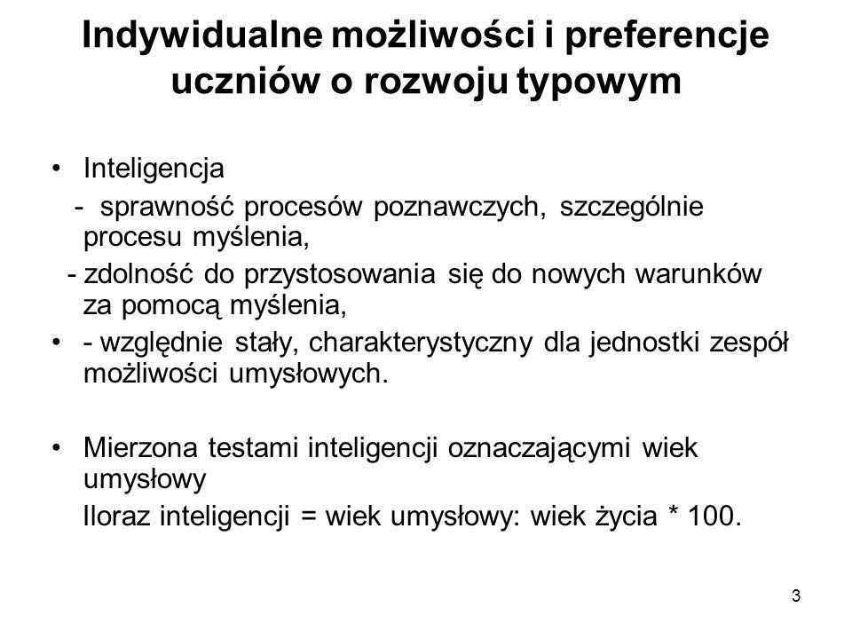 74 Więcej Pilecka W., Rudkowska G.i Wrona L. (red.), Podstawy psychologii.
