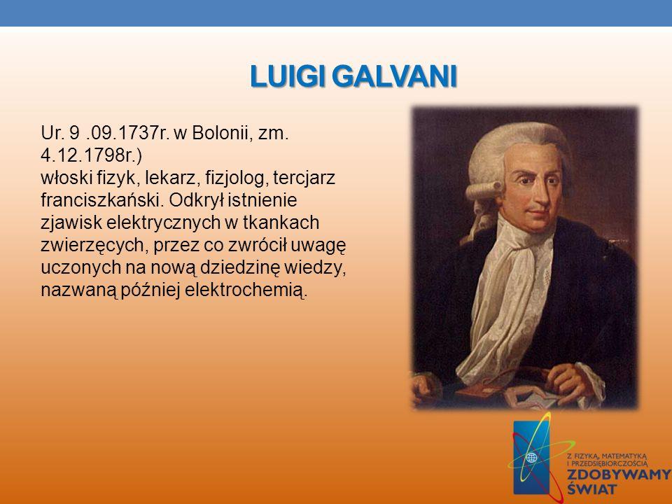 CHARLES COULOMB Ur. 14.06.1736r. w, zm. 23.08.1806r. – francuski fizyk, od którego nazwiska pochodzi prawo Coulomba i jednostka ładunku elektrycznego
