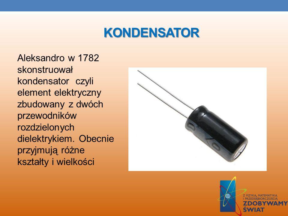 ELEKTROFOR W 1774 skonstruował elektrofor, umożliwiający elektryzowanie ciał. W jego działaniu wykorzystuje się zjawisko indukcji elektrostatycznej.