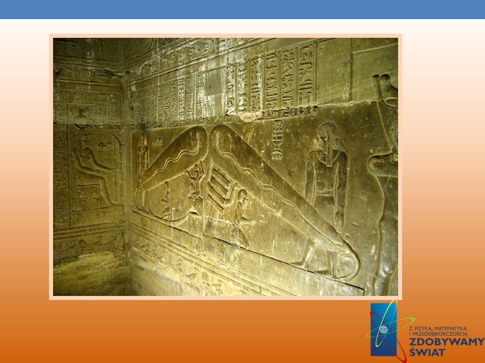 STAROŻYTNY EGIPT – CO I JAK ? Odkrycia archeologiczne dokonane w XX wieku wskazują na dwa miejsca Starożytności, których mieszańcy prawdopodobnie znal