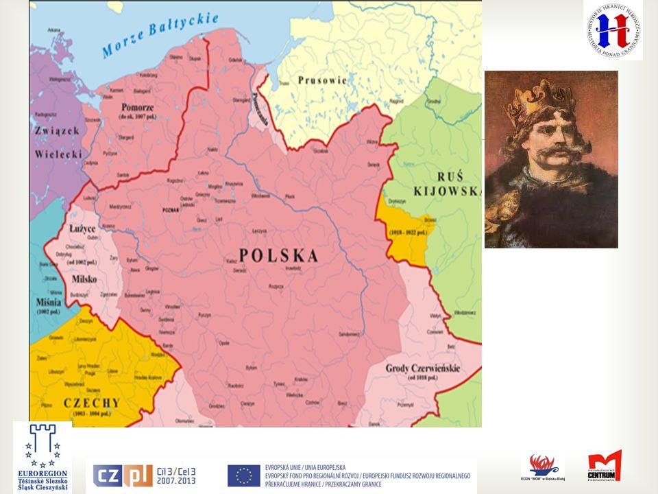 W 1039 r.najechał Polskę władca Czech Brzetysław.