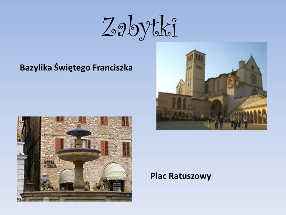 Zabytki Bazylika Świętego Franciszka Plac Ratuszowy