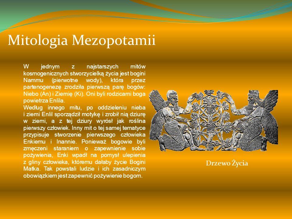 Mitologia Skandynawii Skandynawowie wierzyli, że na początku istniała tylko ziejąca pustka - Ginnungagap.