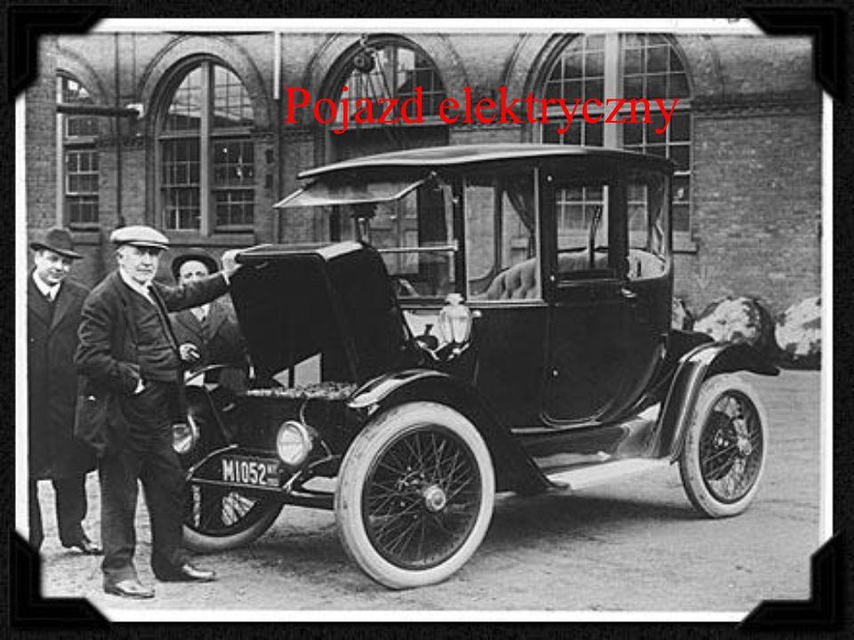 Pojazd elektryczny