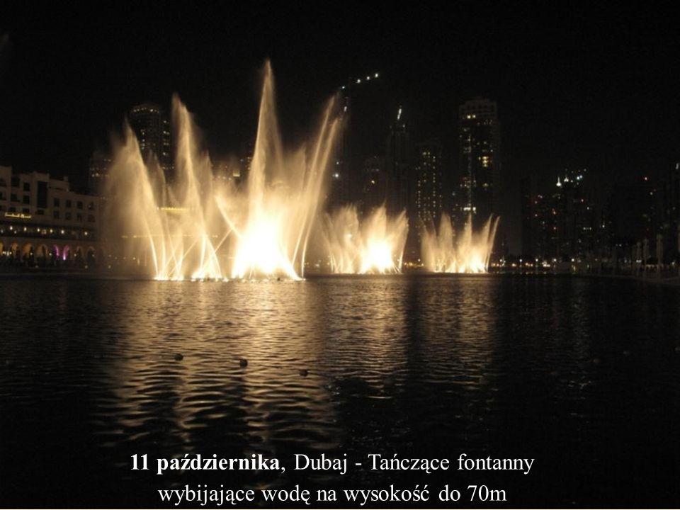 12 października, Dubaj - Mosty Most Buisness Bay Crossing (obiekt nr 6)