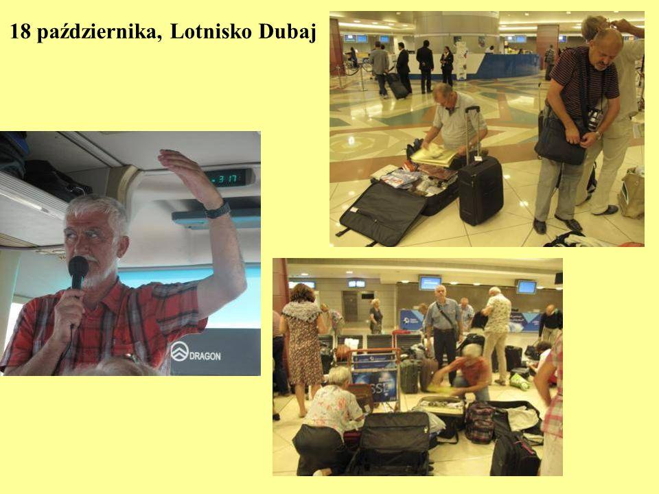 19 października 2012 r., rano, Lotnisko w Warszawie 12 stycznia 2013 r., południe, Kraków Dziękuję za uwagę