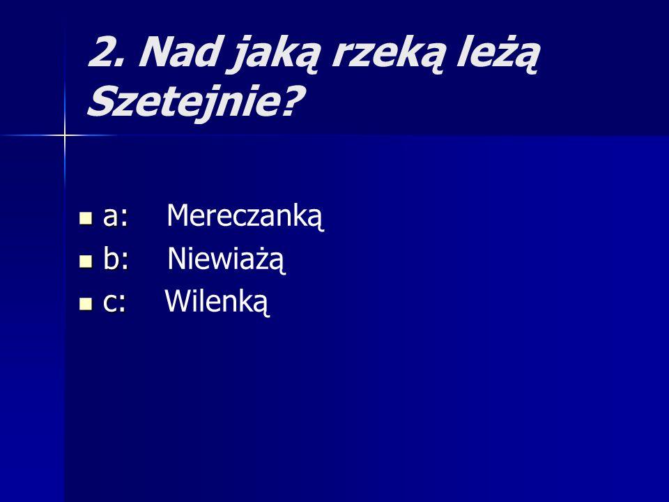 7. Jak nazywało się pismo, w którego wydawaniu brał aktywny udział Czesław Miłosz? c: c: Żagary
