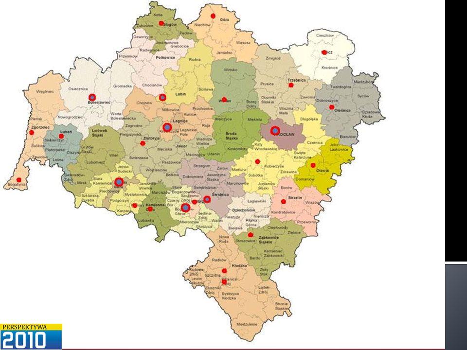 Rozważenie powołania ośrodków o pośrednim poziomie referencyjności (Trzebnica, Świdnica-Szpital Latawiec)
