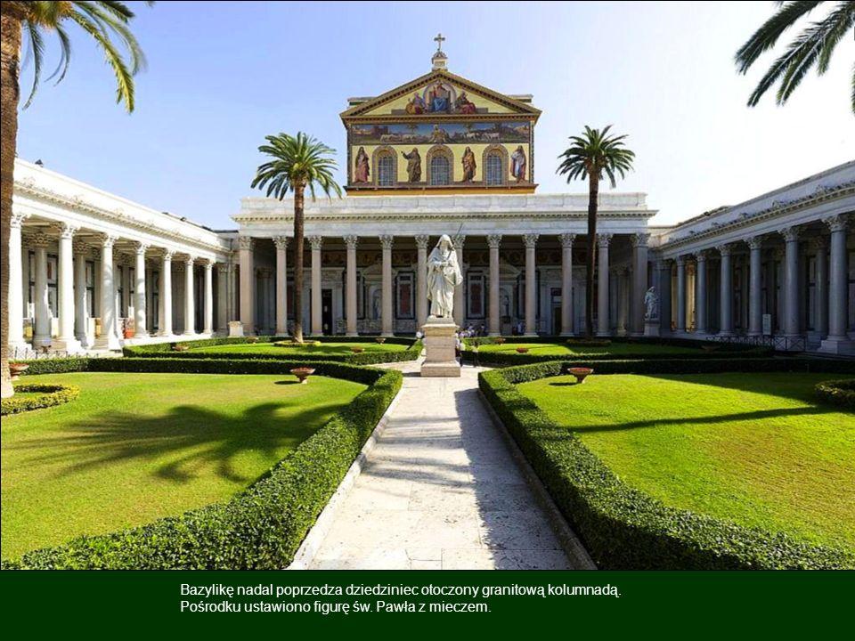 (San Paolo fuori le Mura) – jedna z czterech bazylik papieskich (dawniej zwanych patriarchalnymi) znajdujących się na terenie Rzymu i Watykanu.