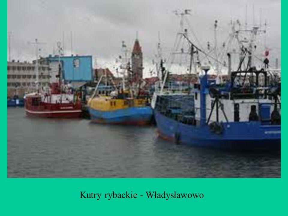 Kutry rybackie - Władysławowo