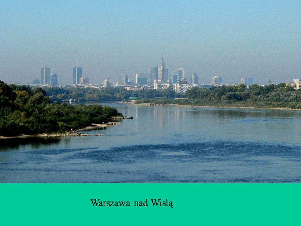 Warszawa nad Wisłą