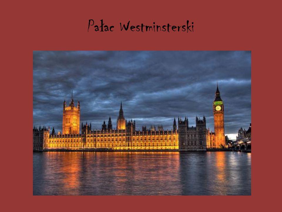 Pa ł ac Westminsterski