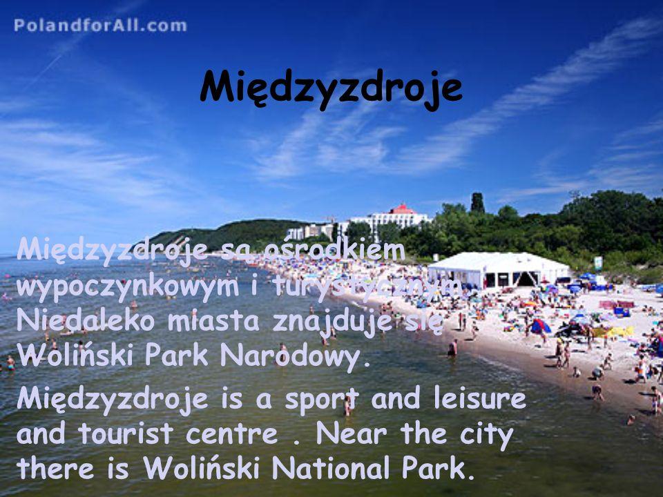 Gdańsk Jest to duże miasto położone nad Morzem Bałtyckim. There is the big city at the Baltic Sea.