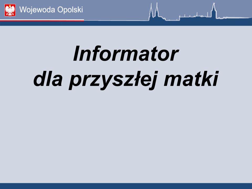 Informator dla przyszłej matki