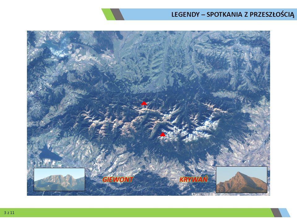 Masyw górski w Tatrach Zachodnich o wysokości 1895 m n.p.m.