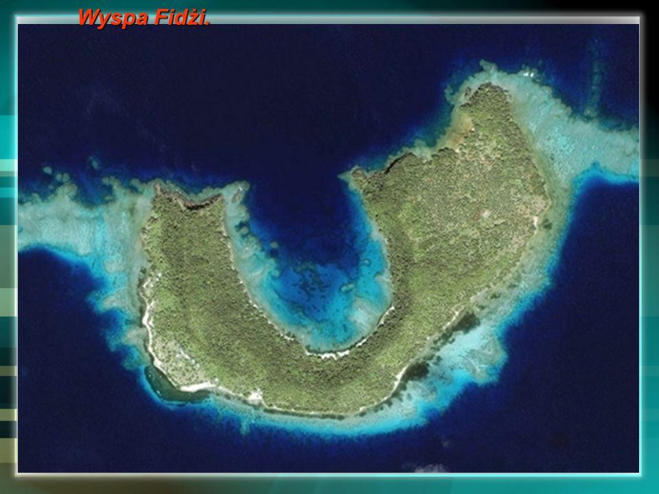 Wyspa Fidżi.