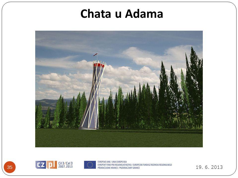 19. 6. 2013 35 Chata u Adama