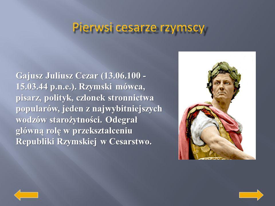 Armia rzymska Armia starożytnego Rzymu. Siły zbrojne, które pozwoliły antycznemu Rzymowi zdobyć, a potem utrzymać dominację w świecie antycznym. Taką
