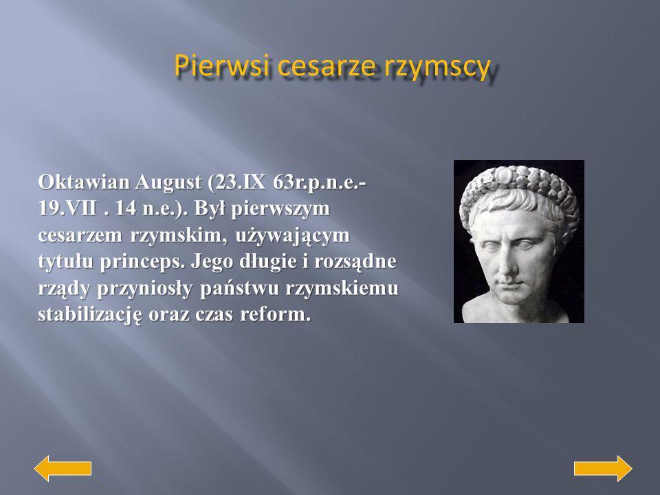 Gajusz Juliusz Cezar (13.06.100 - 15.03.44 p.n.e.). Rzymski mówca, pisarz, polityk, członek stronnictwa popularów, jeden z najwybitniejszych wodzów st