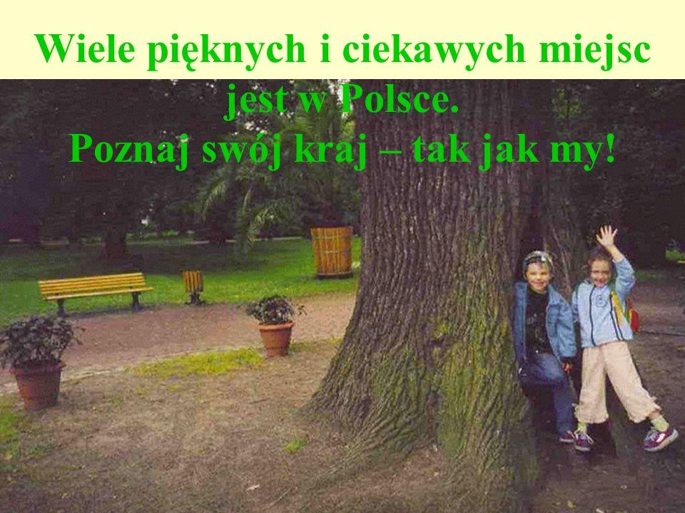 Wiele pięknych i ciekawych miejsc jest w Polsce. Poznaj swój kraj – tak jak my!