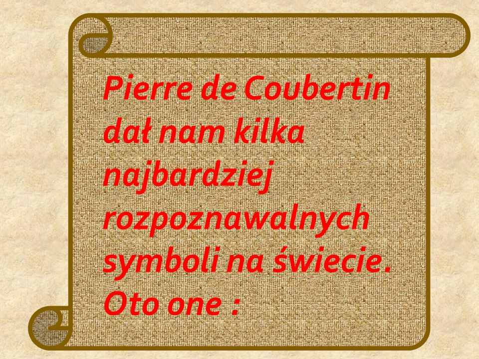 Rodzina barona Pierrea de Coubertina W dziesięć lat po studiach, 32-letni Coubertin stabilizuje swoje życie osobiste zawierając 12 marca 1895 roku zwi