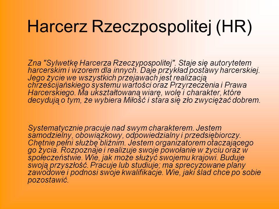 Harcerz Rzeczpospolitej (HR) Zna