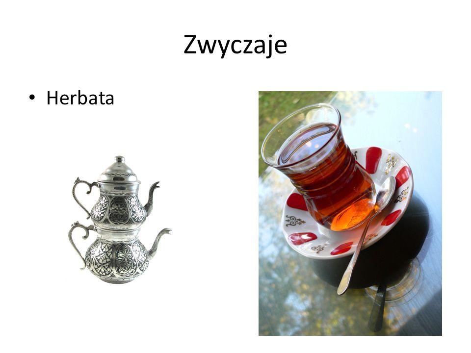 Zwyczaje Herbata Kawa