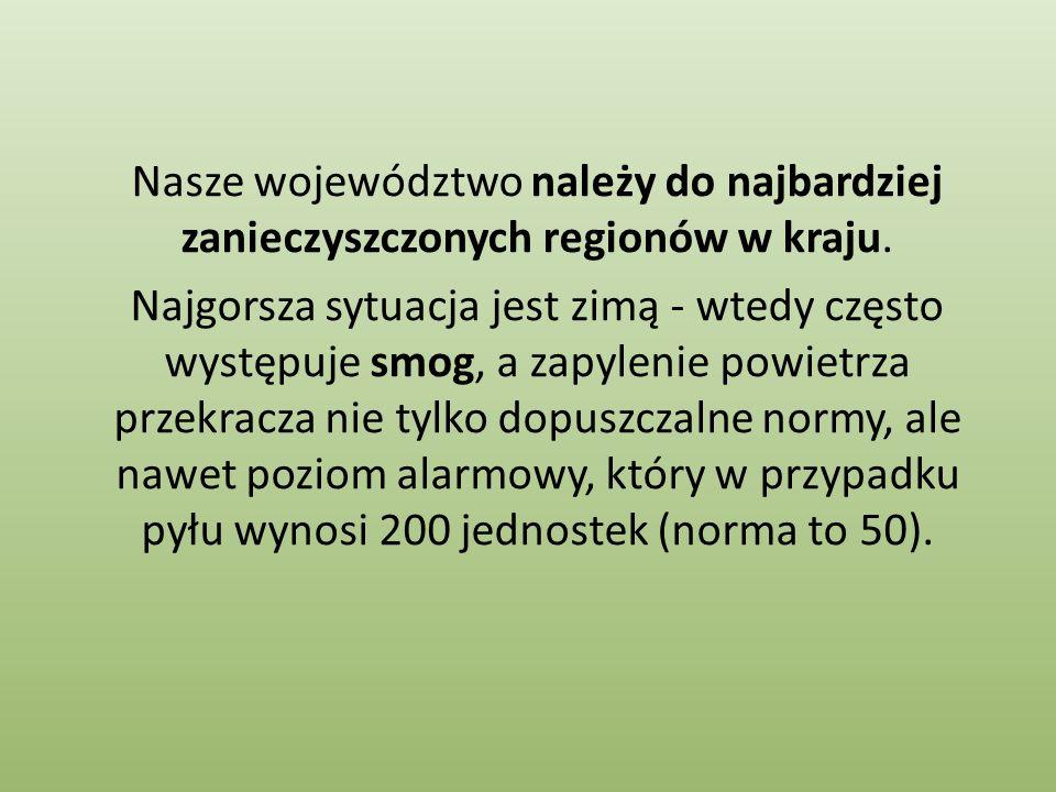 Światowa Organizacja Zdrowia (WHO) wskazuje, że długotrwałe narażenie na działanie pyłu zawieszonego PM2,5 skutkuje skróceniem średniej długości życia.