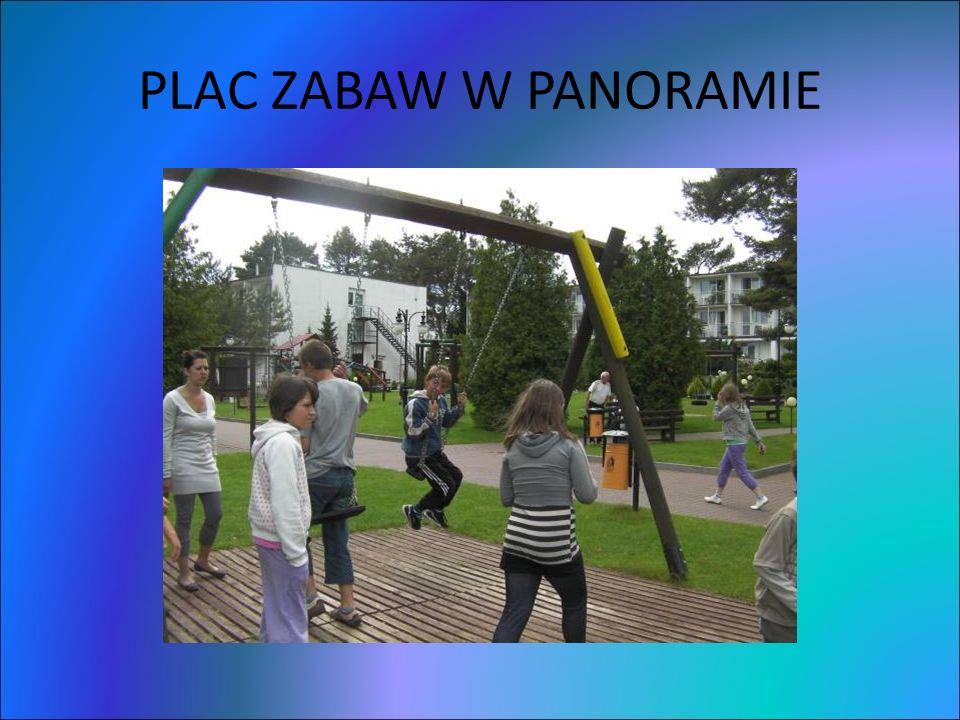 PLAC ZABAW W PANORAMIE