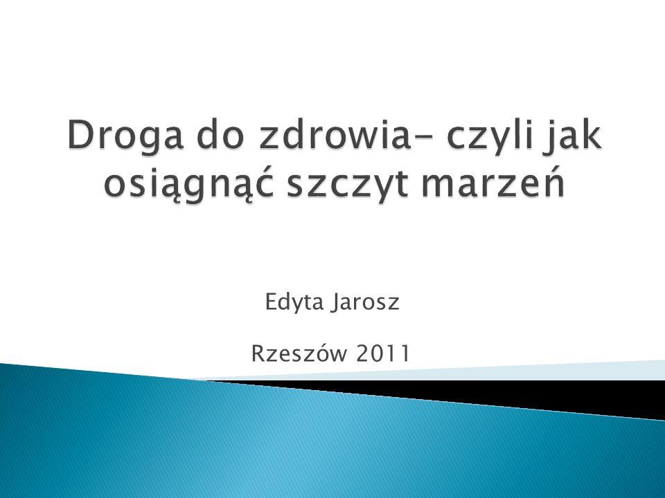 Edyta Jarosz Rzeszów 2011