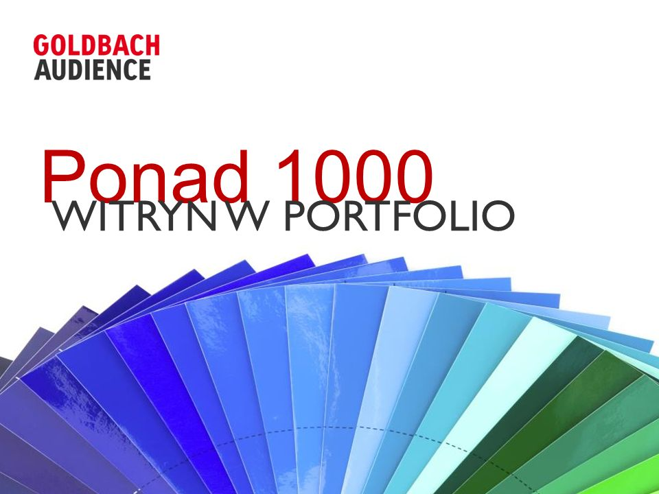 © 2012 Goldbach Audience26 / Audience & Conversion to linia produktowa umożliwiająca efektywne dotarcie do odpowiednio zdefiniowanej grupy celowej oraz uzyskanie jak najwyższej konwersji / Efektywnościowe modele rozliczeń / Nacisk na wykorzystywanie danych i szerokie możliwości targetowania.