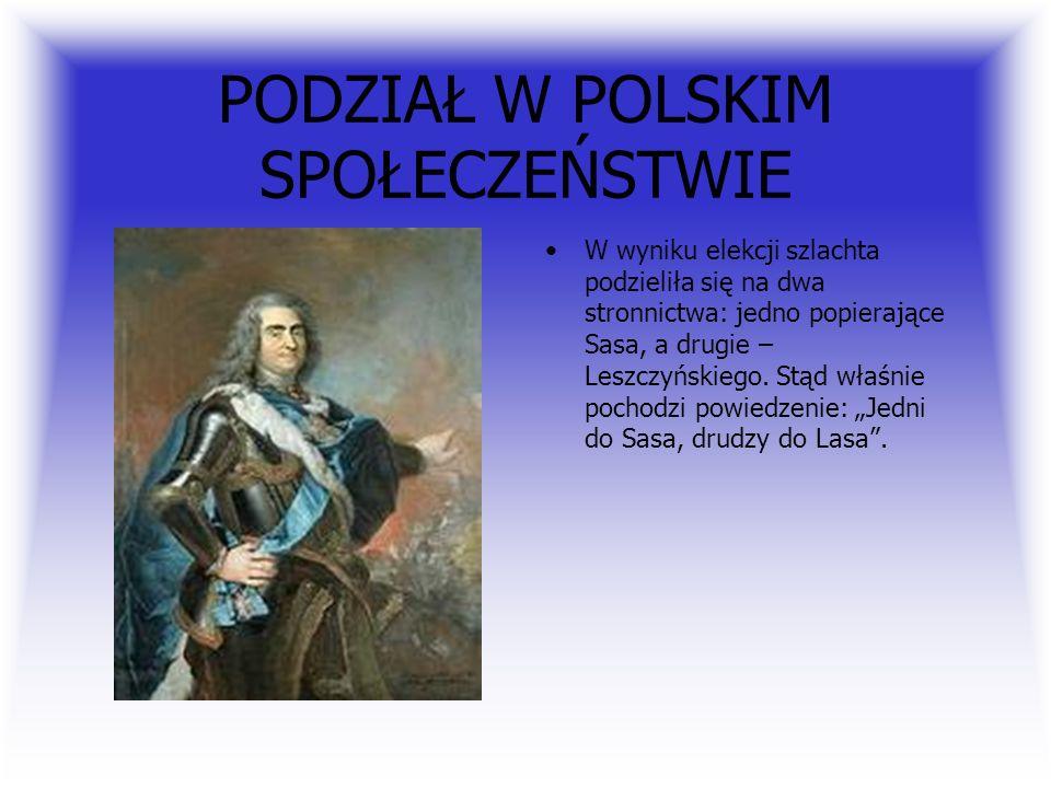 Po zniszczeniu przez Rosjan ekspedycyjnej armii szwedzkiej pod Połtawą 8 lipca 1709, Szwedzi opuścili także ziemie Rzeczypospolitej. W ślad za nimi wr