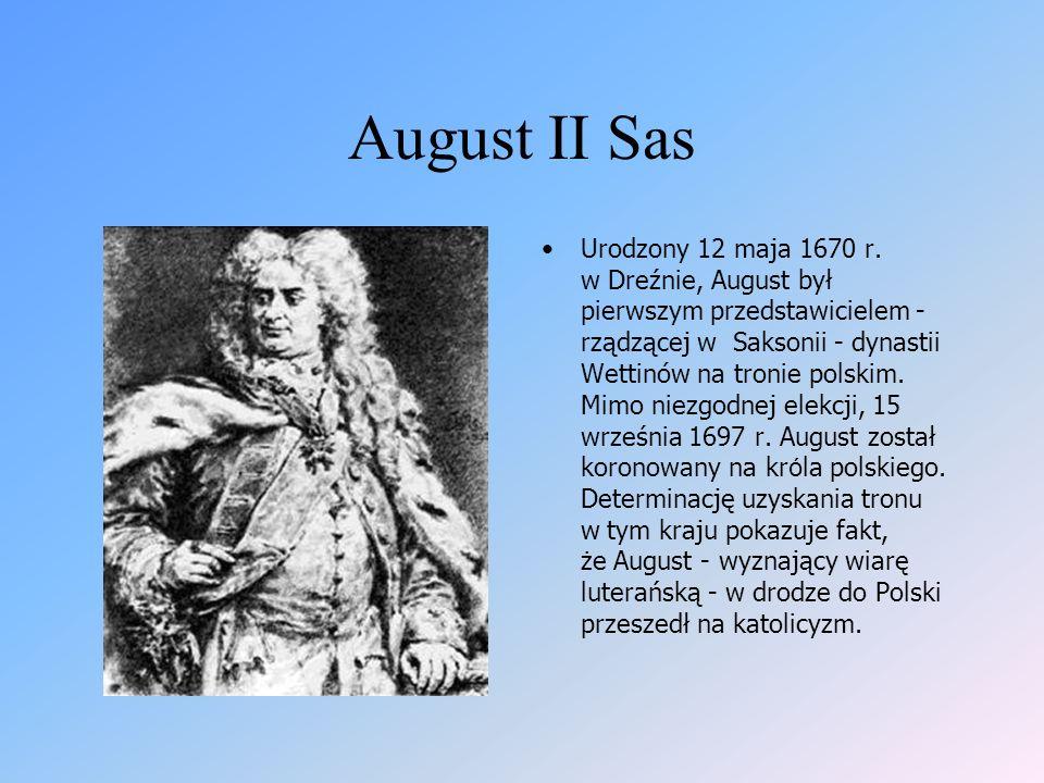 Po śmierci Augusta Leszczyński zyskał poparcie znacznej większości i został ponownie wybrany królem. Ale objęciu przez niego rządów sprzeciwiły się pa