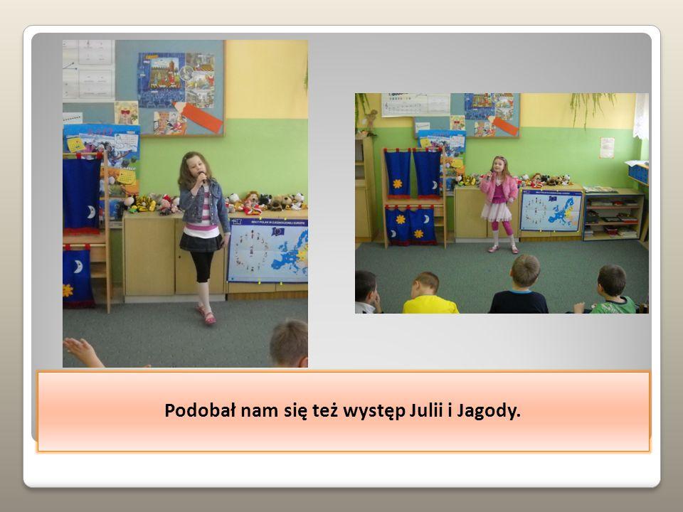 Wiktoria i Jagoda też lubią śpiewać!