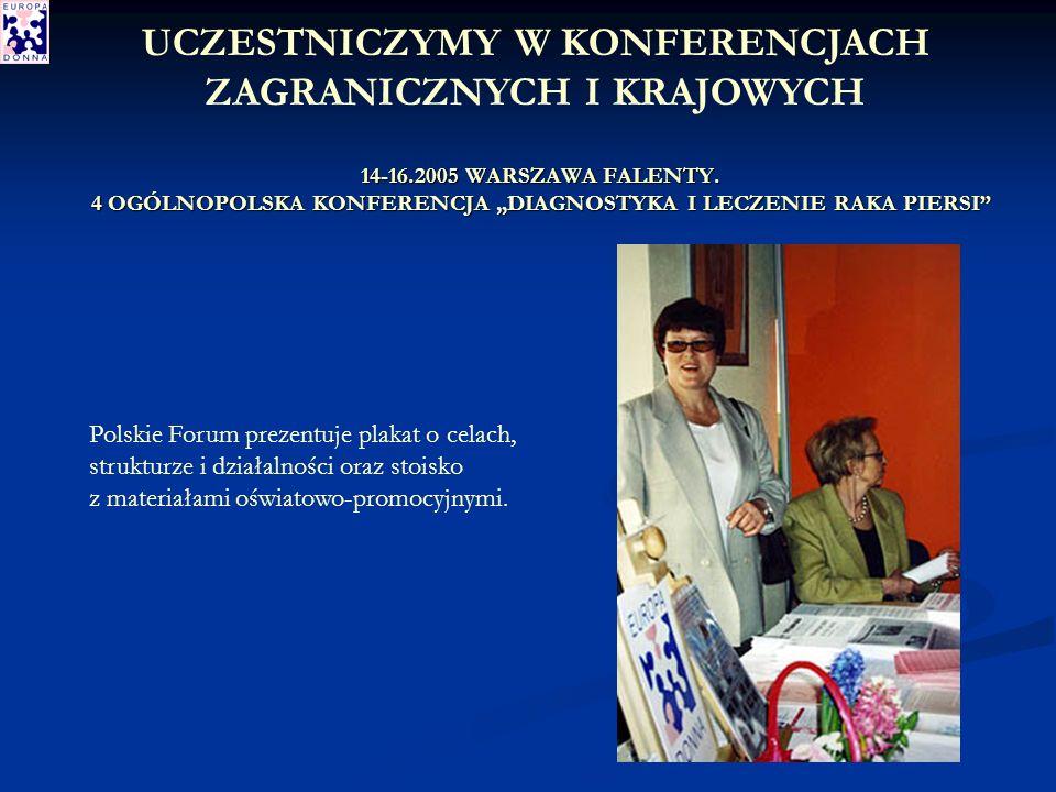 14-16.2005 WARSZAWA FALENTY.