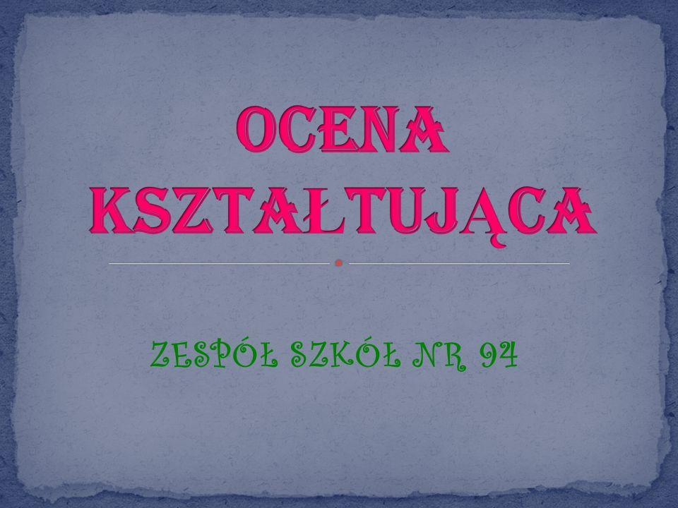 ZESPÓŁ SZKÓŁ NR 94