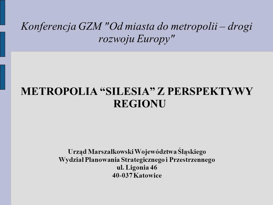 Konferencja GZM