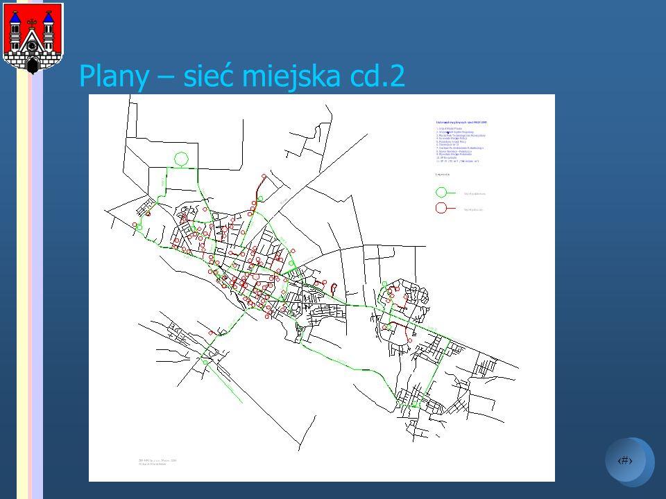 10 Plany – sieć miejska cd.2