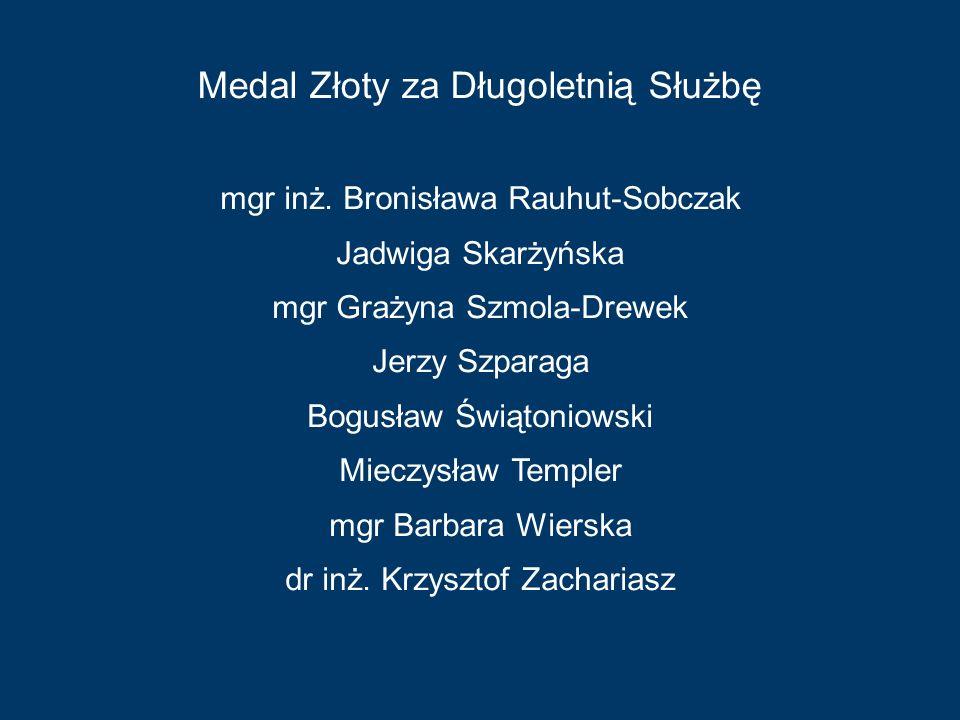 Medale za Długoletnią Służbę