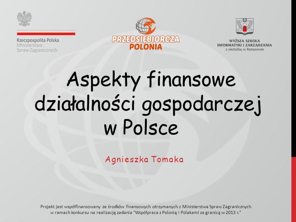 Projekt jest współfinansowany ze środków finansowych otrzymanych z Ministerstwa Spraw Zagranicznych w ramach konkursu na realizację zadania